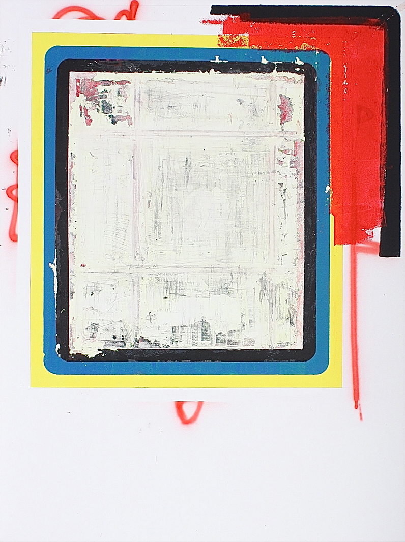 02.120 cm x 160 cm,acrylique, produit chimique, 2010