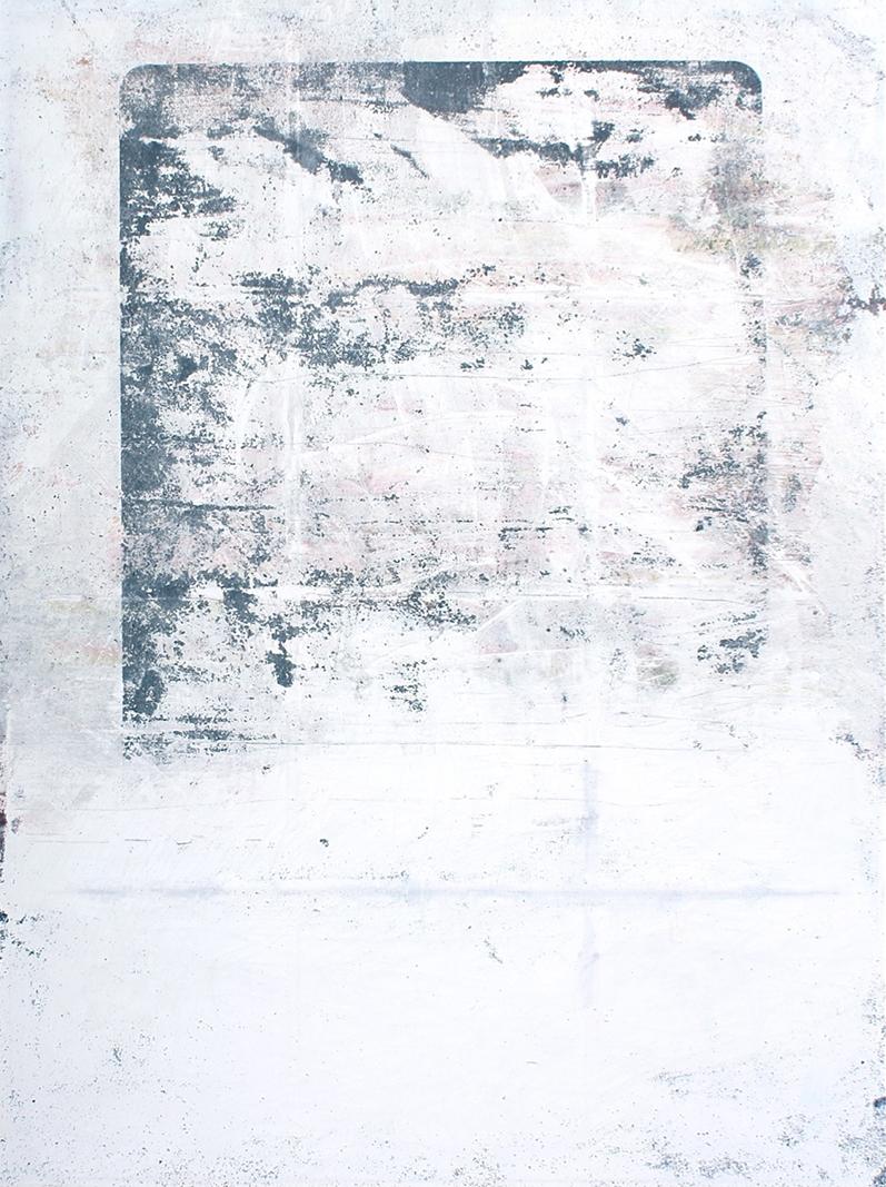 04.120 cm x 160 cm, acrylique et produit chimique, 2010