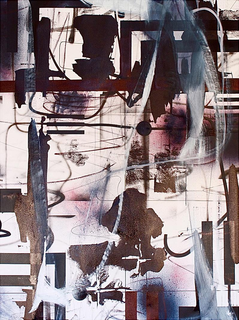 20.140 cm x 190 cm, acrylique, 2014