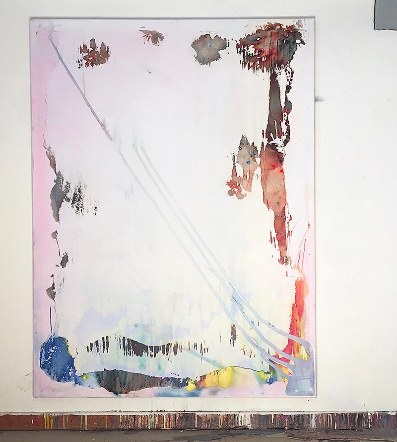 43.140 cm x 190 cm, acrylique_2018